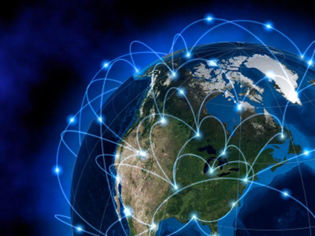Strong Distribution Network