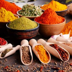 Radiant Spices